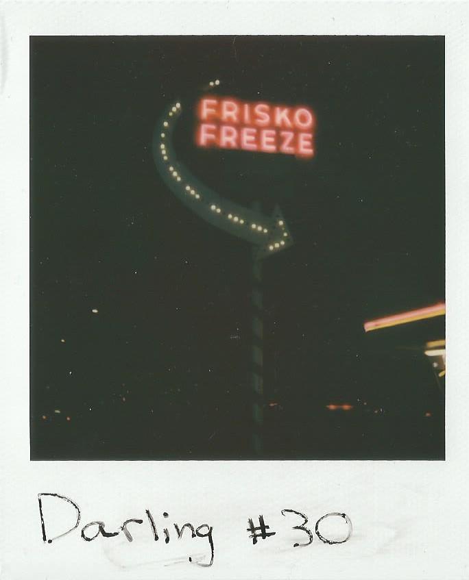 30 Frisko Freeze