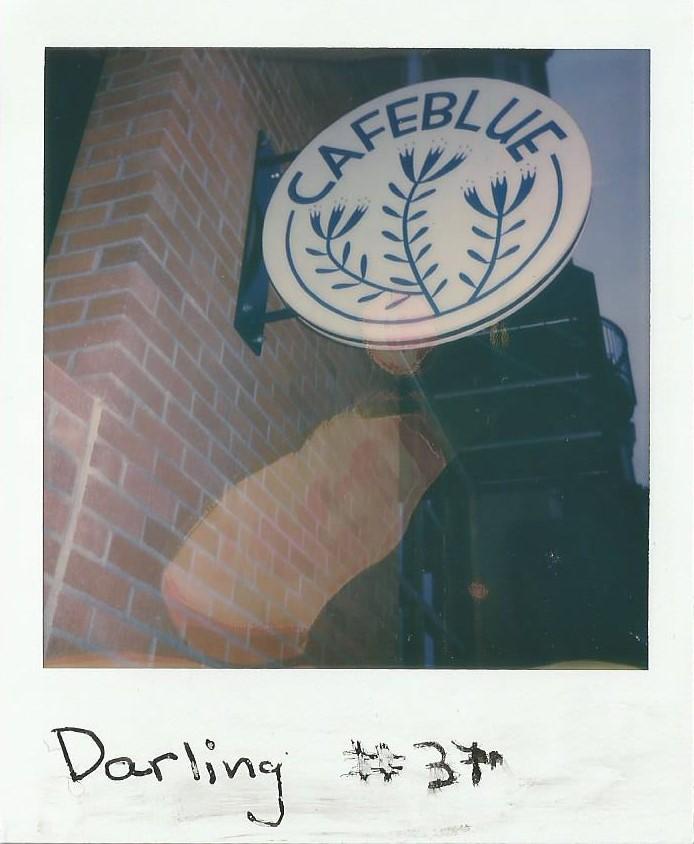 37 Cafe Blue